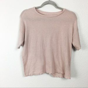 American Eagle Outfitters Tops - AEO short sleeve top